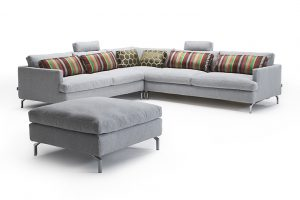 Dave, the sofa bed by Milano Bedding based on the balance, aesthetics and functionality