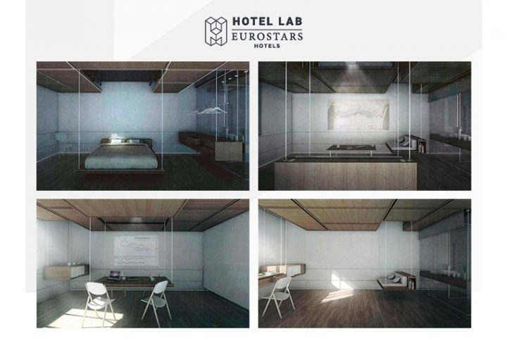 The III edition of the Eurostars Hotel Lab Contest reveals what the hotel rooms of the future will look like