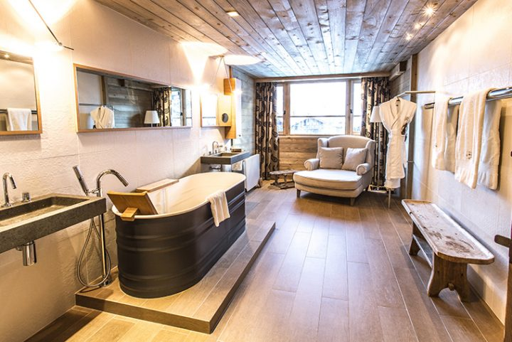 Case Studies: Tubes design radiators make Le Blizzard and La Mourra hotels in Val d'Isère even more welcoming
