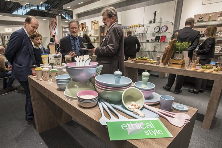"""Ambiente 2019 """"stands out"""" more than 200 exhibitors as the most """"sustainable"""""""
