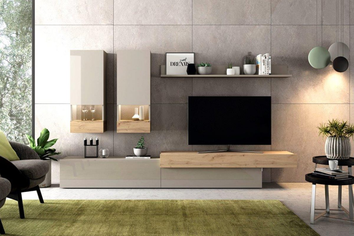 Aura, the new furniture collection for living rooms and bedrooms by Ramis