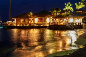 Philippe Starck rebirths the legendary Basil's Bar on the island of Mustique