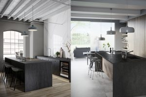 New Bromo and Milar shades. The purest form of inspiration and personality for Dekton® by Cosentino
