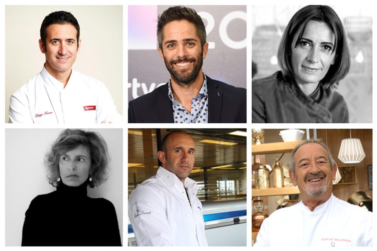 Chefs, architects and TV stars on programme of events slated for Espacio Cocina SICI 2019