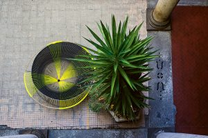 Moroso presents Amaca, the new addition to the M'Afrique collection, designed by David Weeks