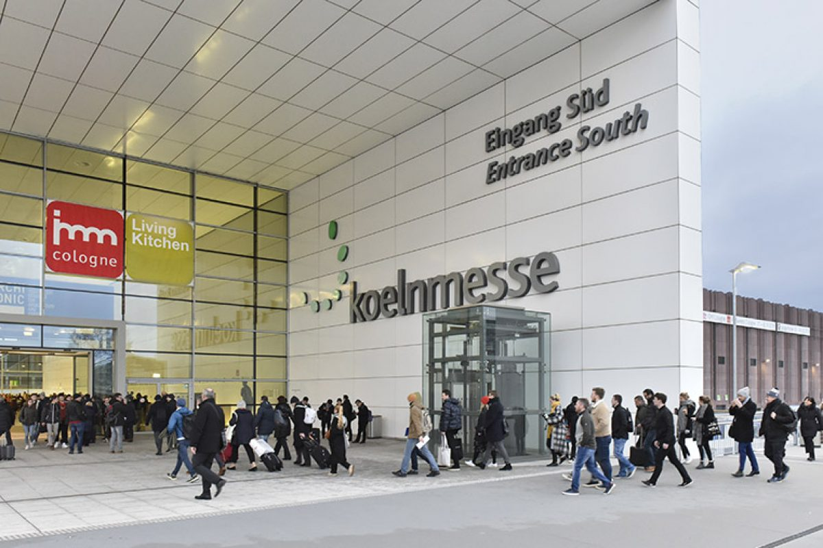 Final report: imm cologne and LivingKitchen 2019 achieve an even greater international reach than ever before with 150,000 visitors from 145 countries