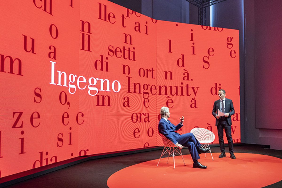 This will be the Salone del Mobile.Milano 2019: new exhibition formats and a homage to Leonardo in a global experience