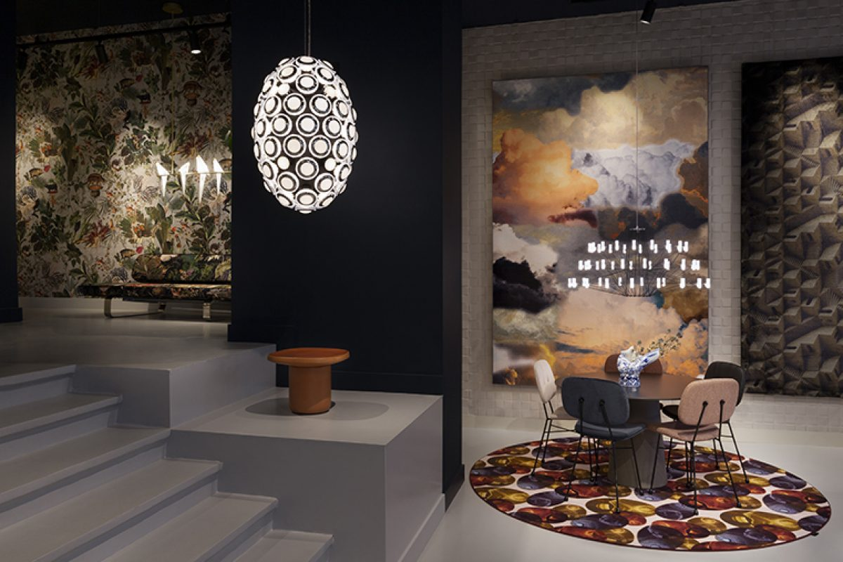 Iconic Eyes, the new design by Bernhard Dessecker for Moooi, inspired by the headlights of BMW
