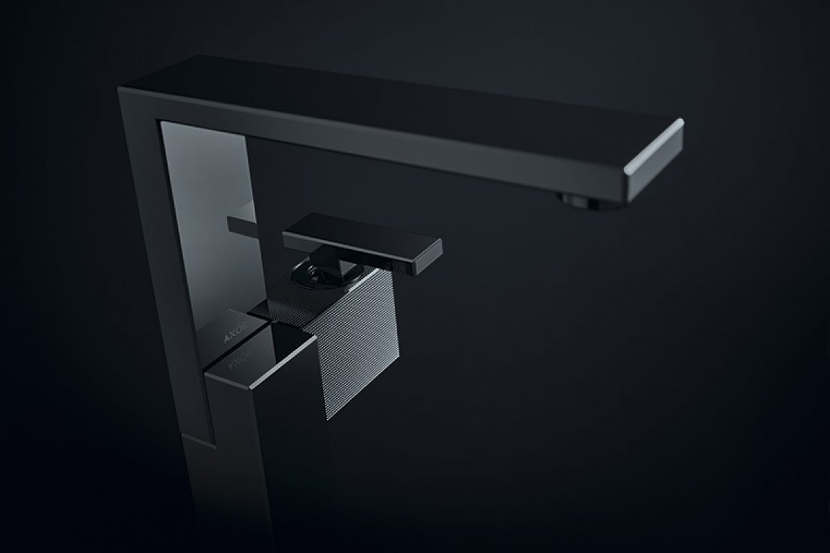 A Gem in the bathroom: AXOR presents Axor Edge, the most luxurious bathroom collection designed by Jean-Marie Massaud