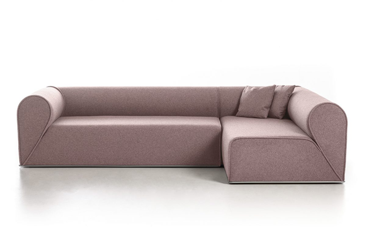 Salone del Mobile 2019 preview: Heartbreaker sofa collection designed by Johannes Torpe for Moroso