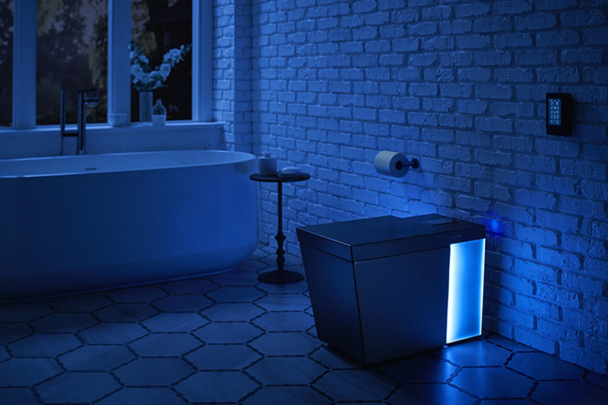 Kohler presents its innovative solutions for the bathroom during the Milan Design Week 2019