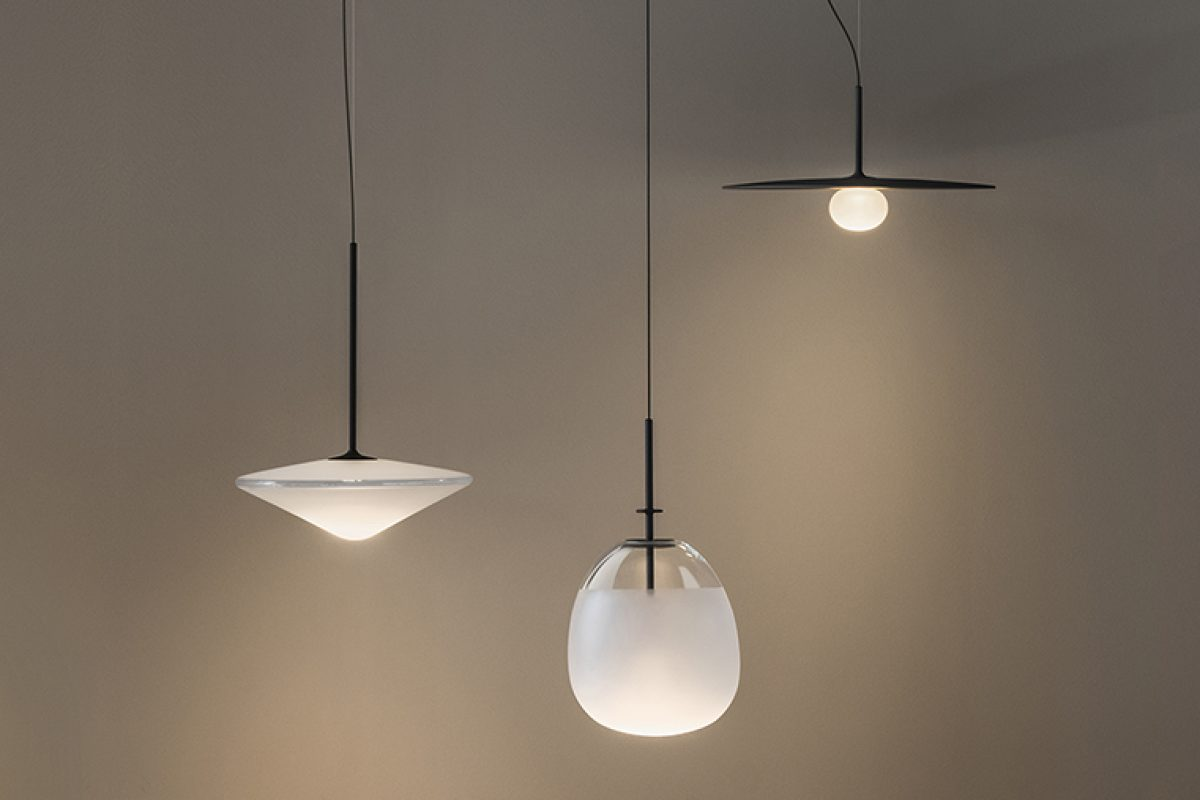 Euroluce 2019 preview: Tempo lighting collection designed by Lievore Altherr for Vibia