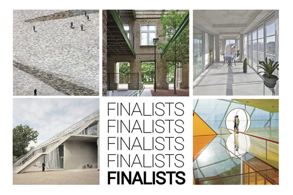 5 finalists for the 2019 EU Prize for Contemporary Architecture – Mies van der Rohe Award announced