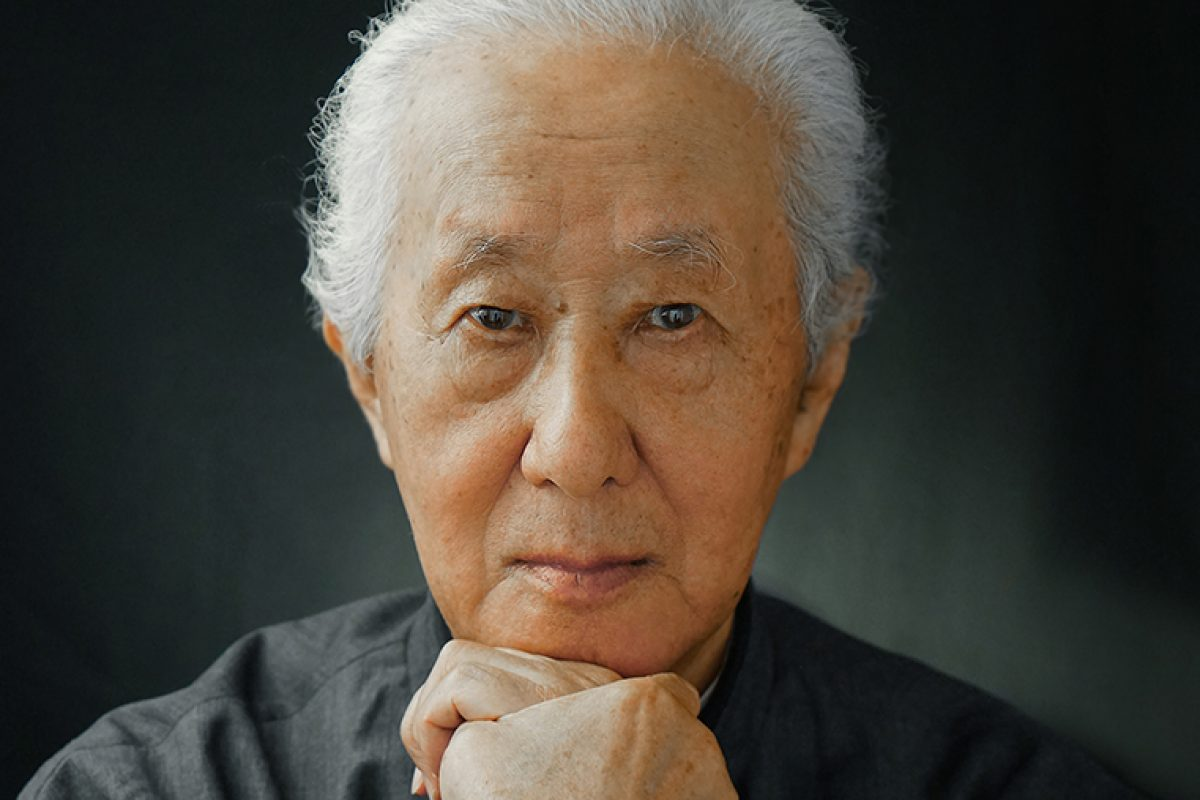 Arata Isozaki receives the 2019 Pritzker Architecture Prize