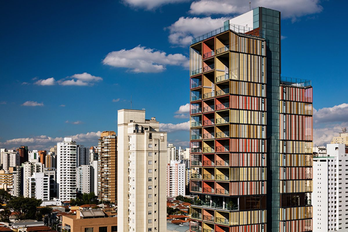 The «Best Tall Building Worldwide» by CTBUH Annual Awards goes to Spanish architects b720 for a project in São Paulo