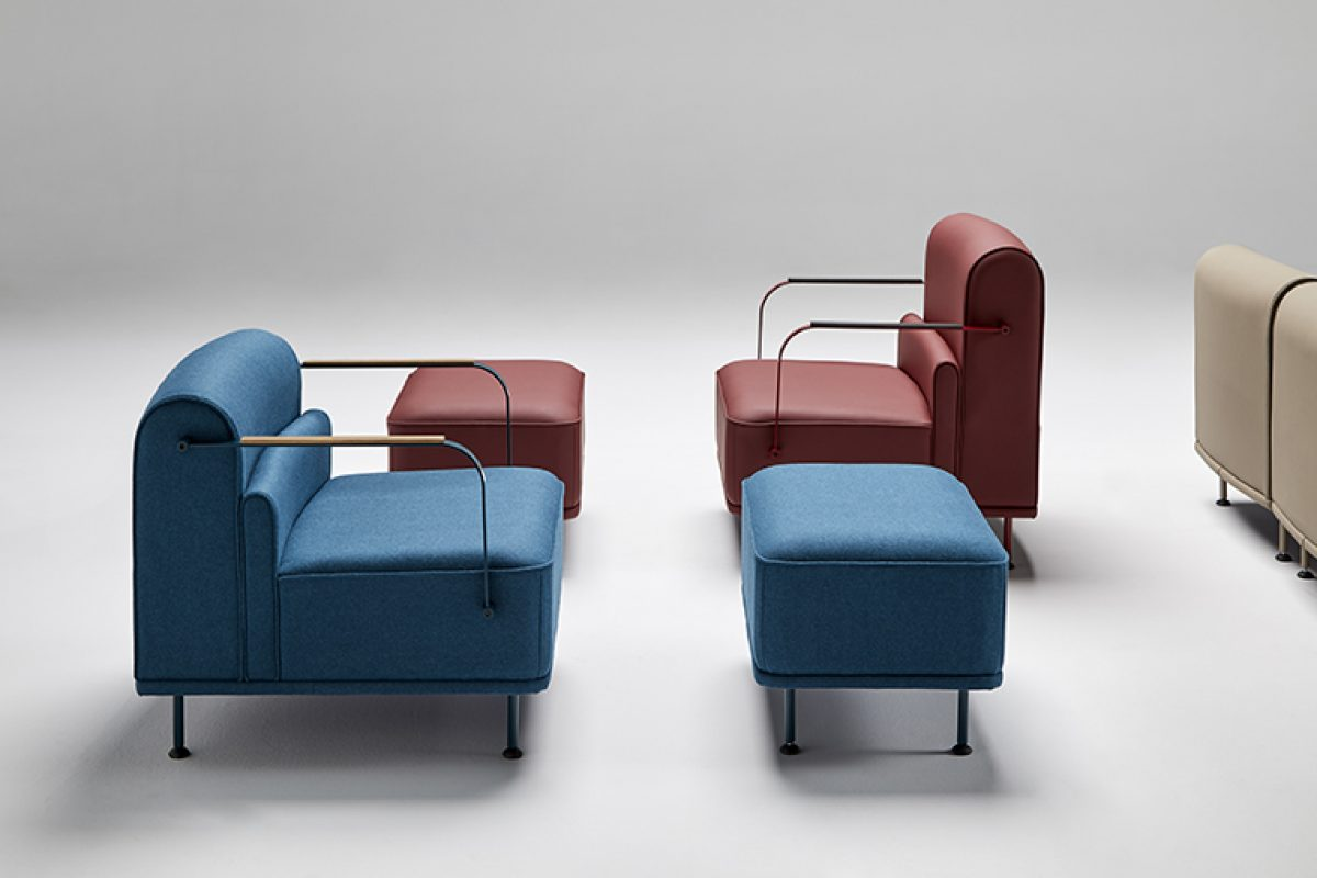 Alpe collection by Yonoh for Mobboli. Pieces that elevate the personality of any space