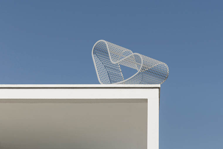 Buit, the outdoor collection created by Mayice for gandiablasco blending design, art and innovation