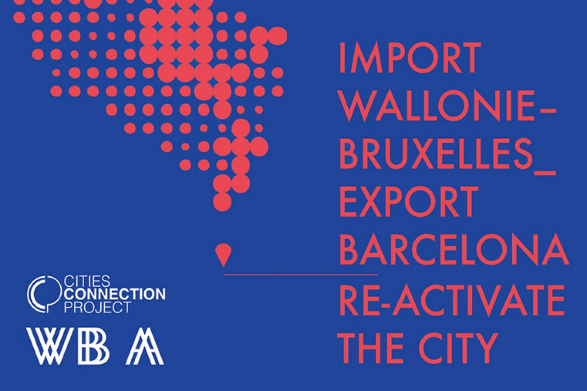 The public architecture of Barcelona and Brussels demonstrates how to reactivate cities in a joint exhibition