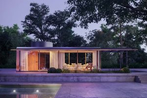 Kettal presents the VDL Penthouse developed by Dion & Richard Neutra in 1963