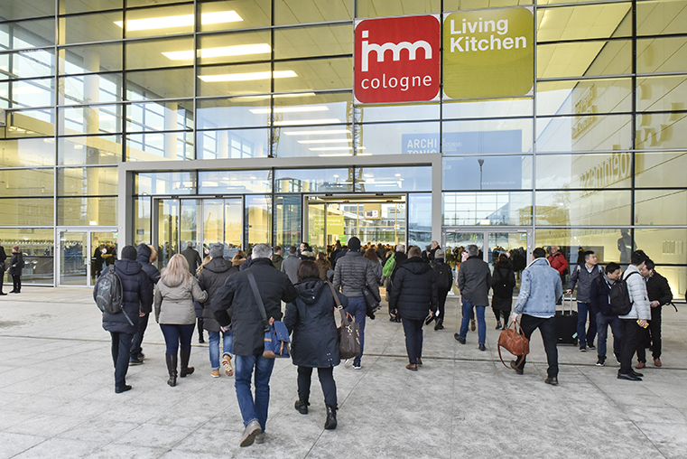 New line-up at imm cologne 2020: The whole world of interior design