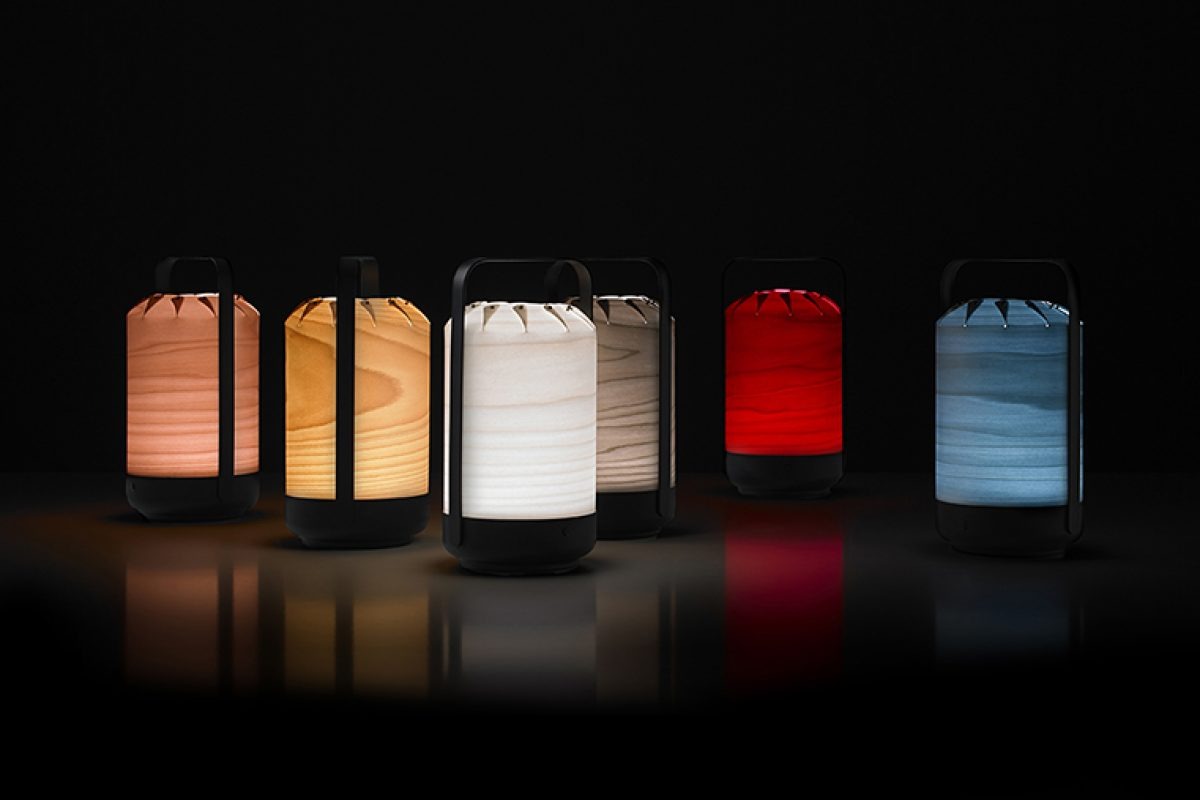 Chou becomes mini and portable to take it wherever you want