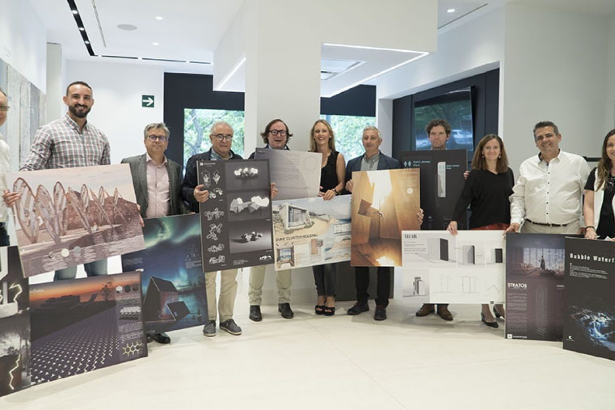 Winners announced for the 13th international student competition Cosentino Design Challenge