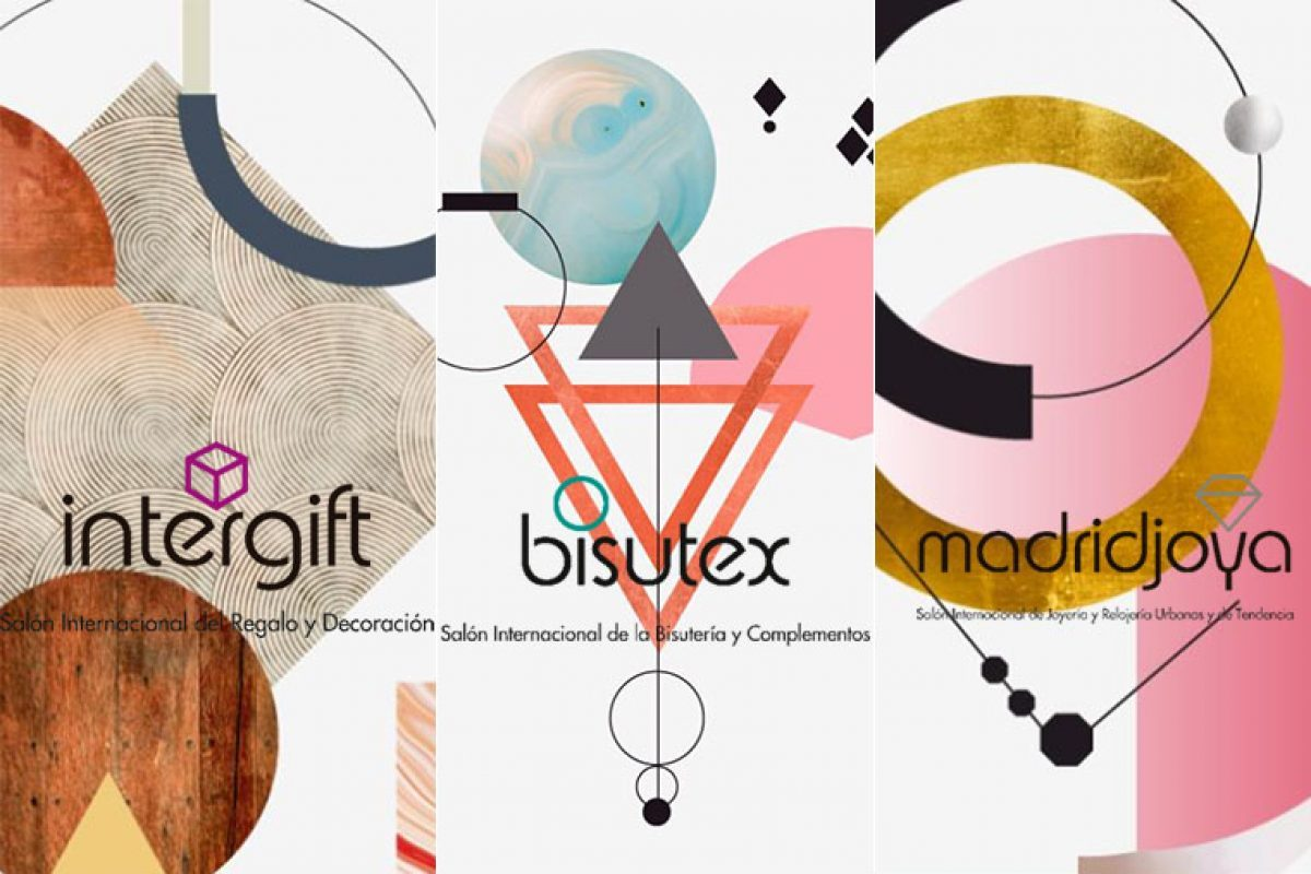Ifema is organising a new edition of Intergift, Bisutex and MadridJoya, the main references in Spain for decoration, fashion jewellery and jewellery