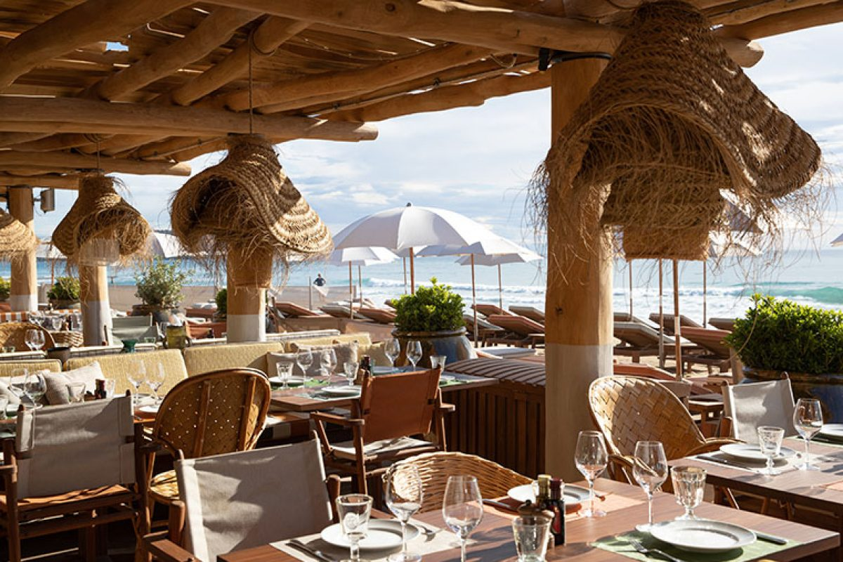 La Réserve à la Plage by Philippe Starck, the relaxed vibe of a charming cabana in Saint-Tropez