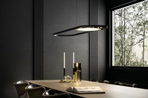 Nucleo, a lighting moving disc by BMB progetti for Modo Luce
