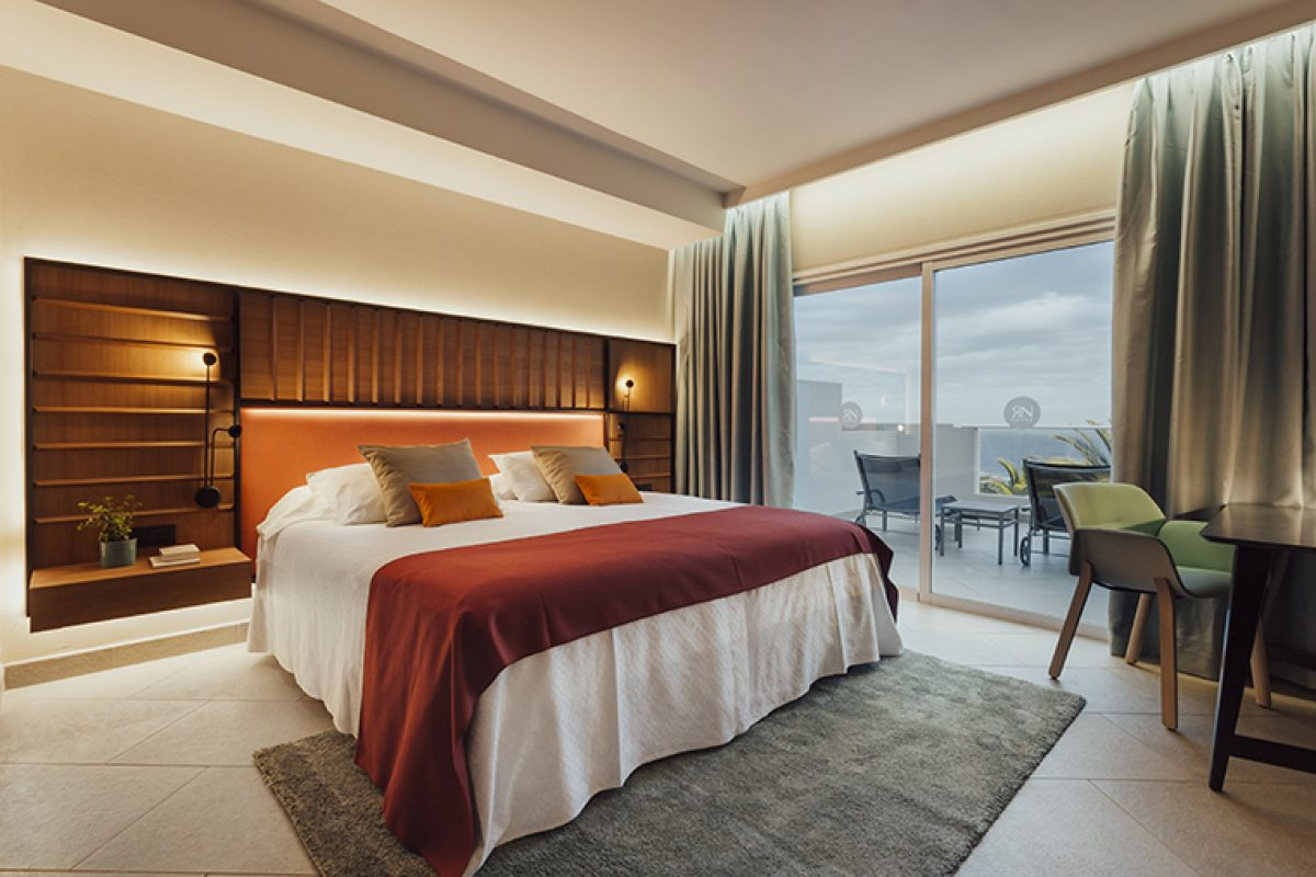 The new interior design of Roca Nivaria Gran Hotel in Tenerife signed by Stone Designs