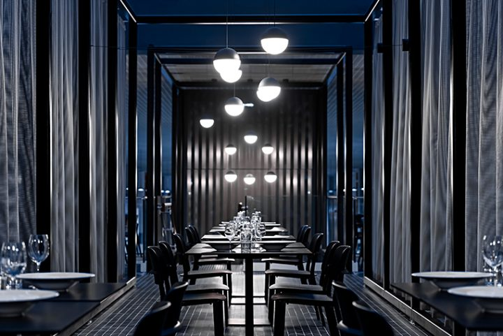 Case Studies: The SHH studio designed The Bridge restaurant in London with furniture by MaxDesign