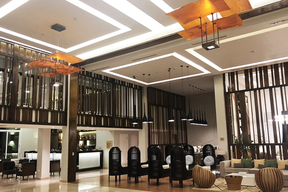 How needs to be a good hotel lighting. García Requejo and Paradisus Los Cayos by Meliá special case study