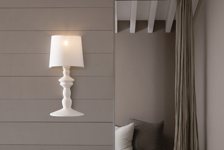 Alì e Babà, wall lamps with arabic touch designed by Matteo Ugolini for Karman