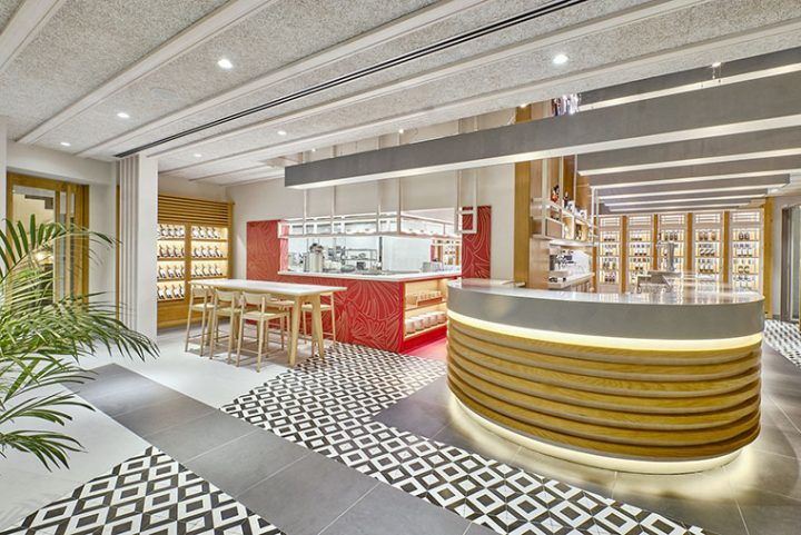 Bodega Jerezana, the updated concept of the traditional Spanish wine shop by Velvet Projects