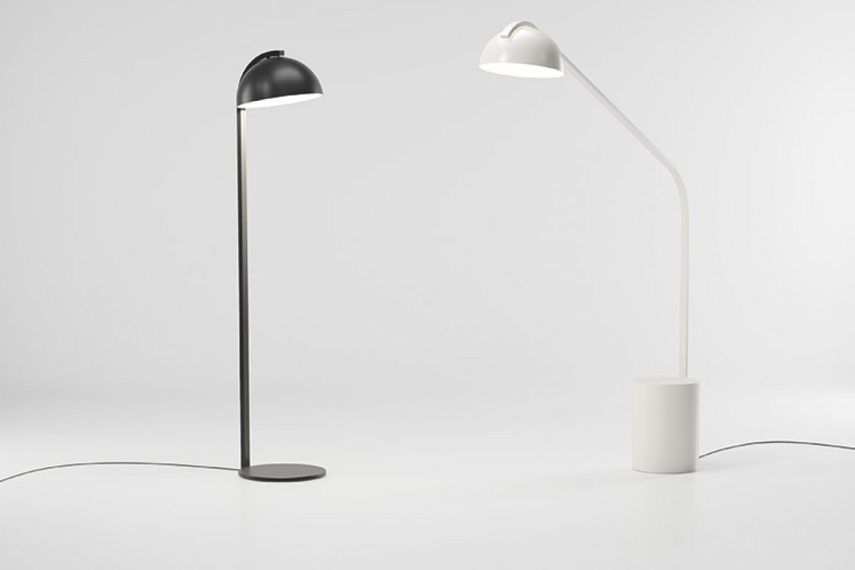 Half Dome by Naoto Fukasawa for Kettal, the outdoor lamp that brings you the moon