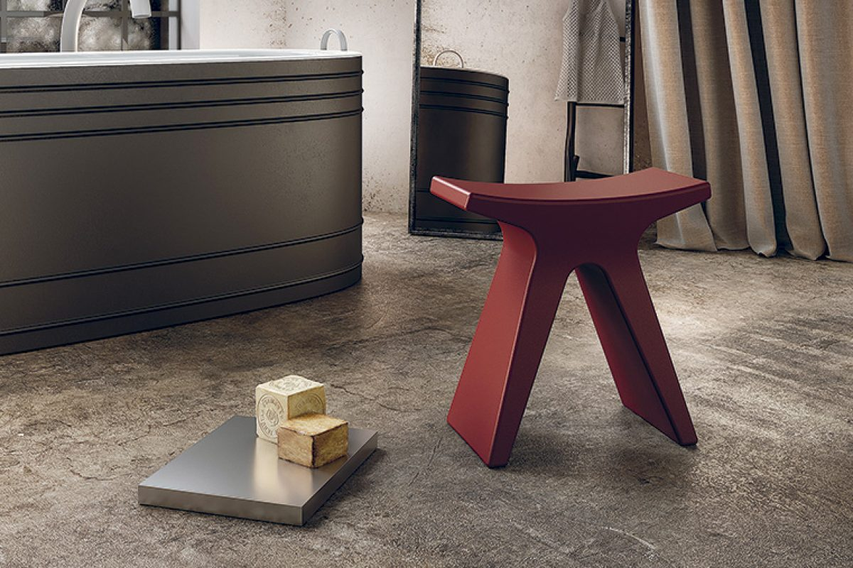 Pigreco, the multipurpose piece designed by Francesco Meda for Colos inspired by the Pi letter