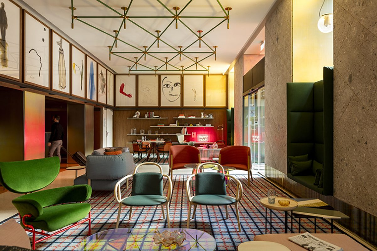 The key pieces that turn a hotel into a home