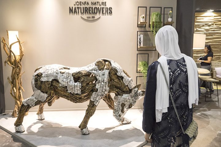 International buyers and specifiers from 60 countries set to visit Feria Hábitat Valencia 2019