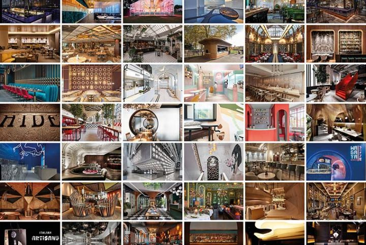Winners Announced for the best designed restaurants and bars in the world, the Restaurant & Bar Design Awards 2019