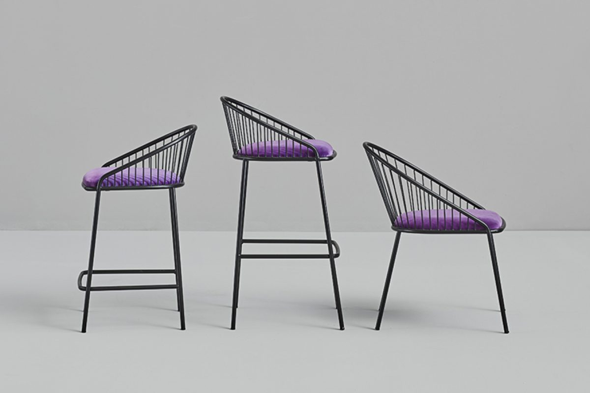 Missana presents the new Agora chair and stools by Pepe Albargues for contemporary elegance atmospheres
