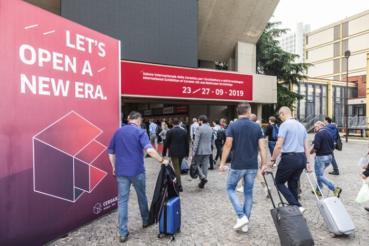 Final Report: Cersaie 2019 exceeds 112,000 visitors and confirms its international appeal