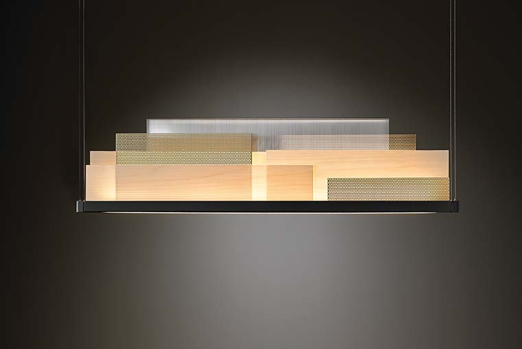 Skyline by estudi{H}ac for LZF. The tailored light