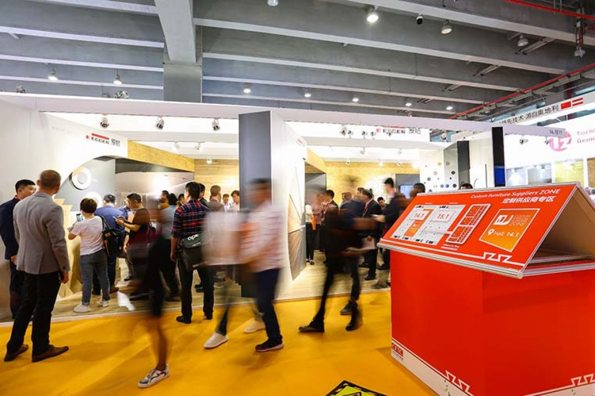 "interzum guangzhou 2020 to serve up multitude of ""Belt & Road"" opportunities for upstream furniture production industry"