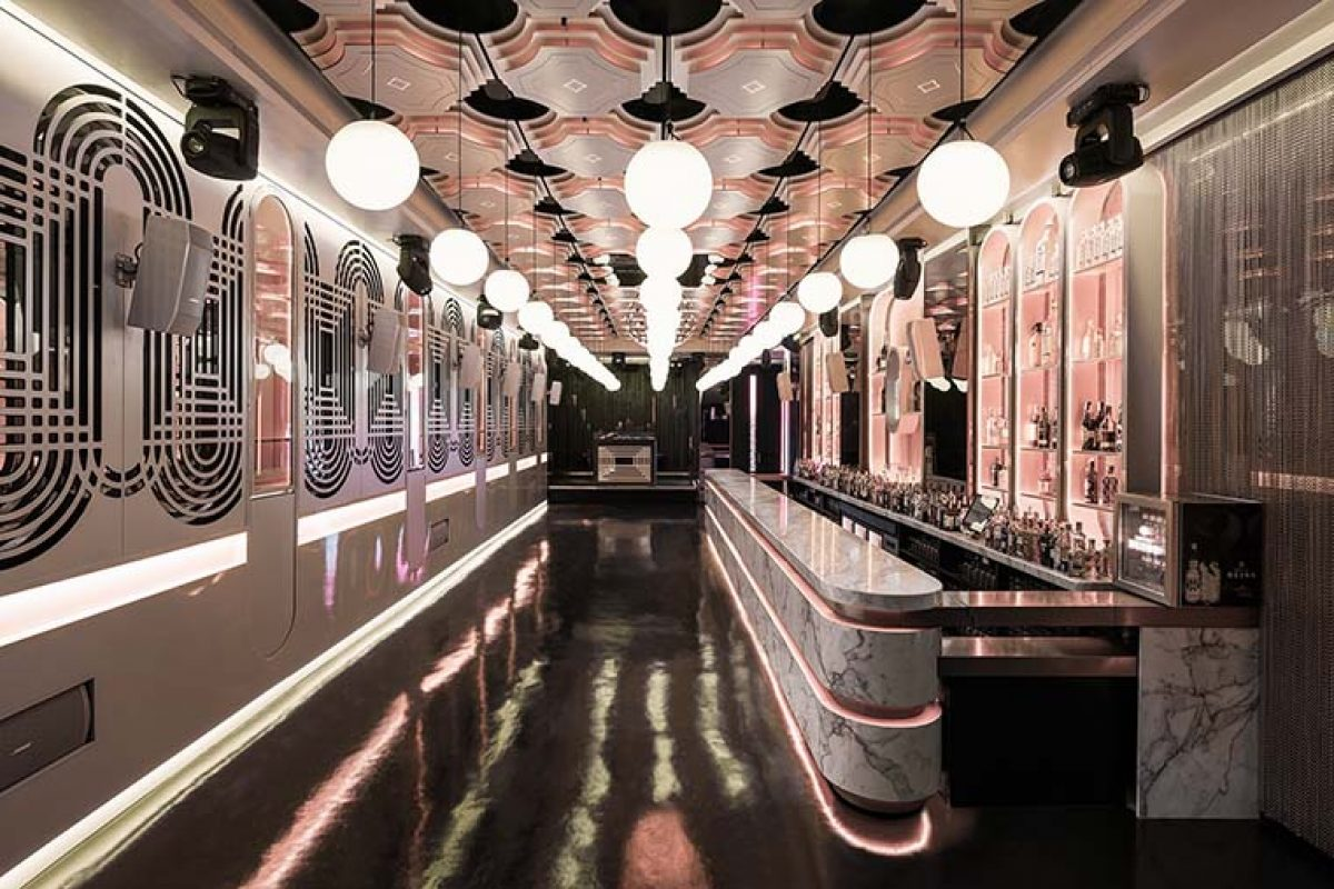 Pastrami Club by Paco Lago Interiorismo. A place that surprises with a different speech