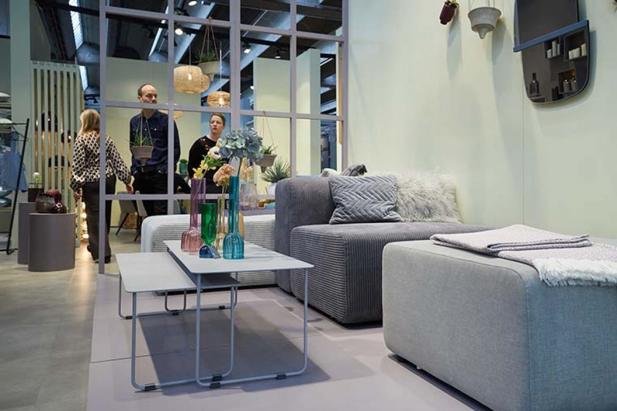 The Living area at Ambiente 2020: an experience of home and lifestyle trends with all five senses