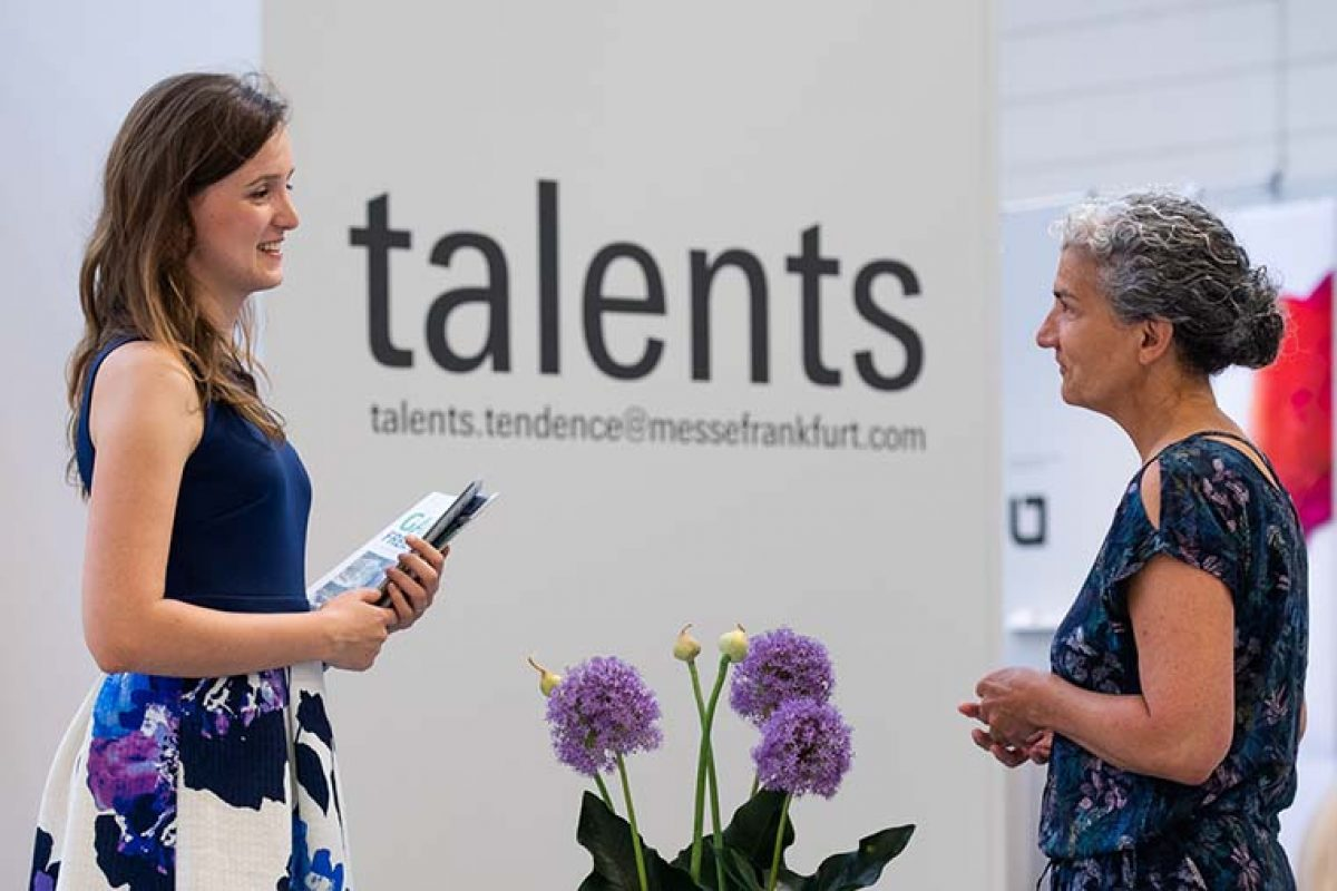 Tendence 2020 looks for young creative designers by March 19 for its Talents programme