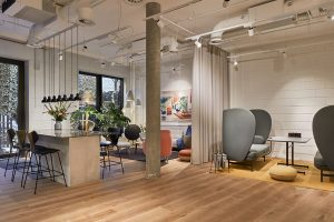 Fritz Hansen opens its first UK standalone showroom, at the fashionable Clerkenwell