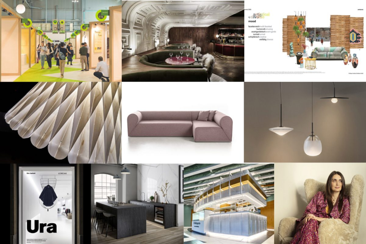 The most read of 2019: amazing interior design projects, innovative architecture, inspiring product design and the most outstanding events