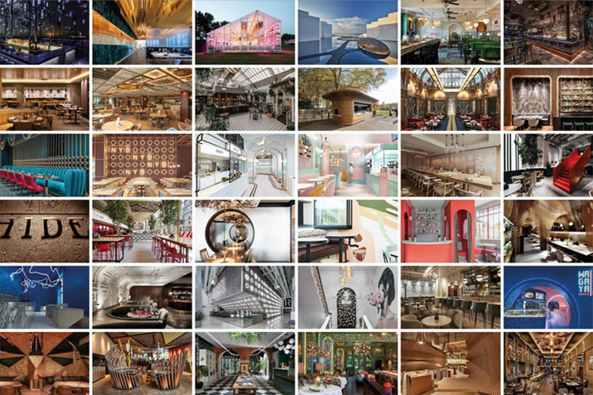 The call for entries for the 2020 Restaurant & Bar Design Awards is now open