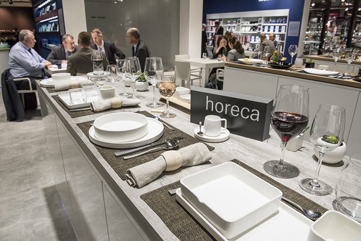 Ambiente 2020: A glimpse of the vast range of front-of-house products in Hall 6.0. HoReCa opens a new location